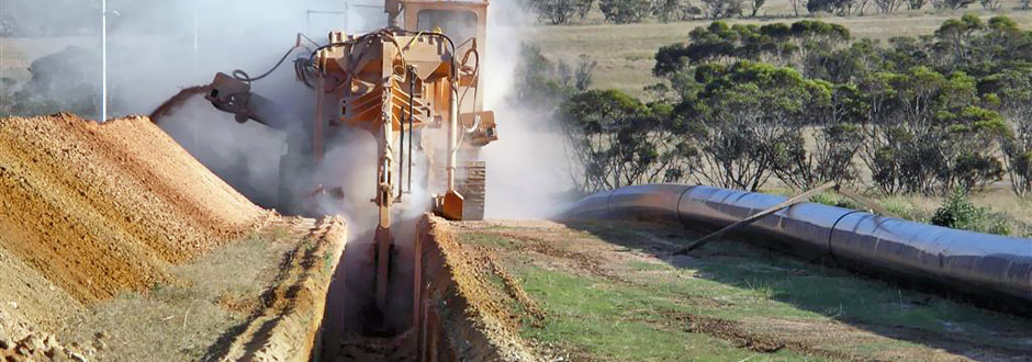 Trenching Systems Australia- our services